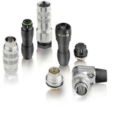Miniatur Steckverbinder